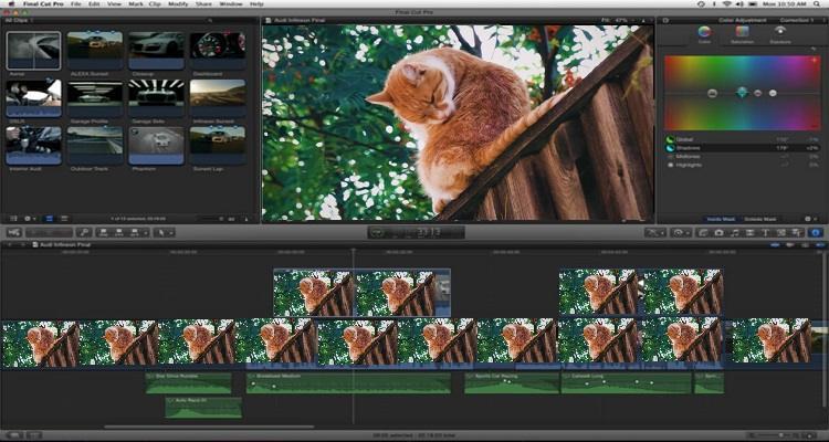 apple movie editor