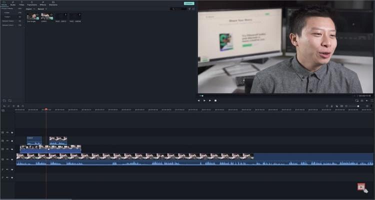 film editing techniques montage