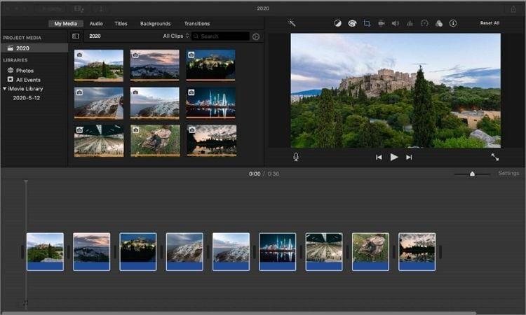 free movie editor for mac