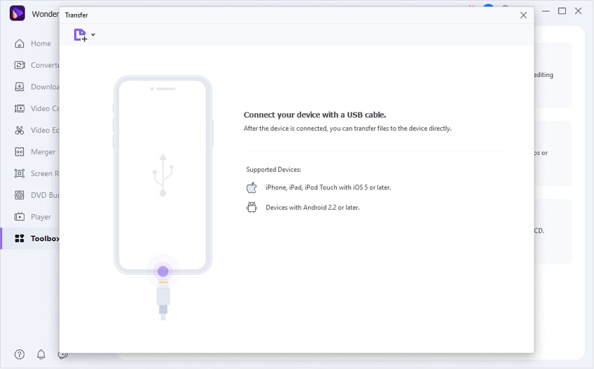 put videos from pc to iphone