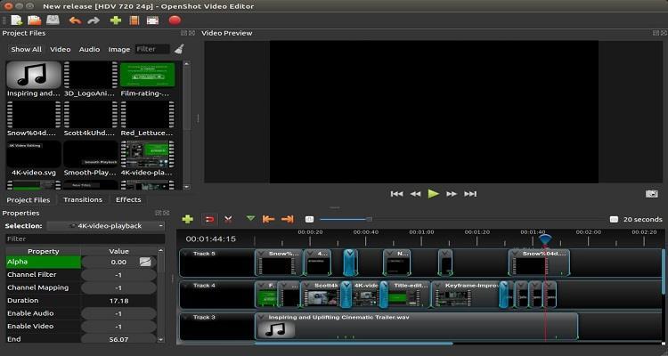 movie editor for windows 10