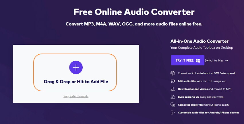 add videos to best online video converter