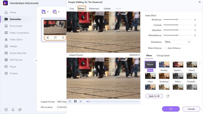 Customize your video files