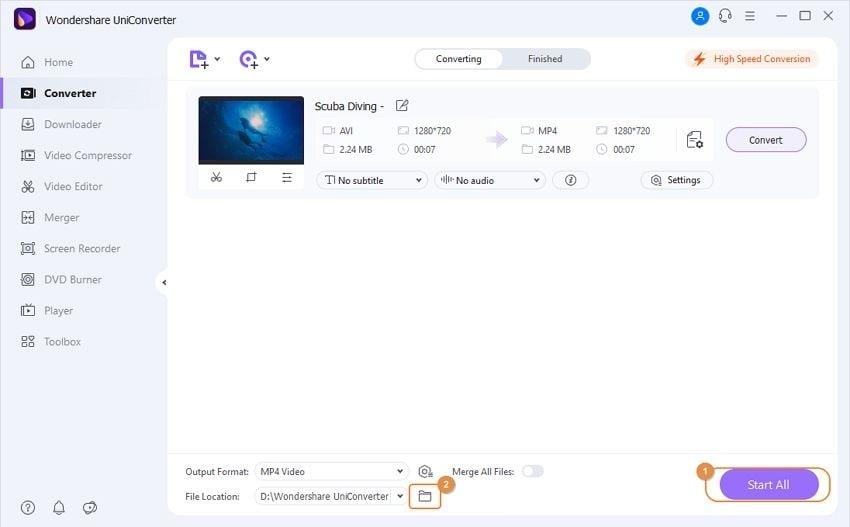 converting DivX to MP4 on Windows