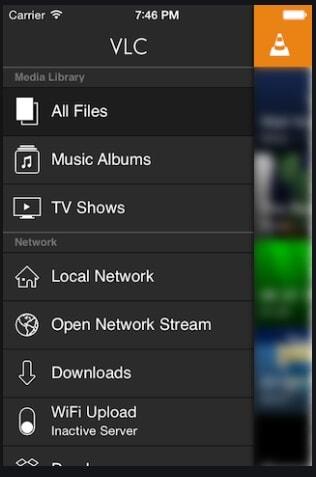 VLC für iOS