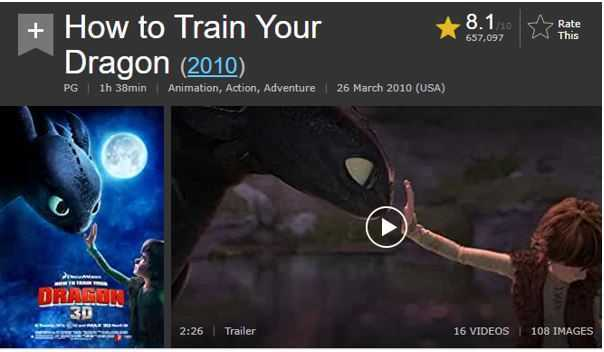 How to Train your Drago