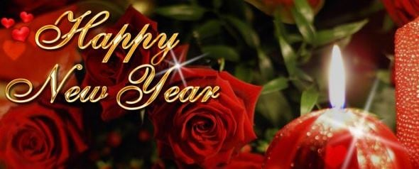 happy new year to the loved