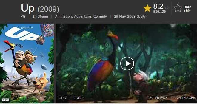 40 beliebte Silversterfilme: 32. Oben
