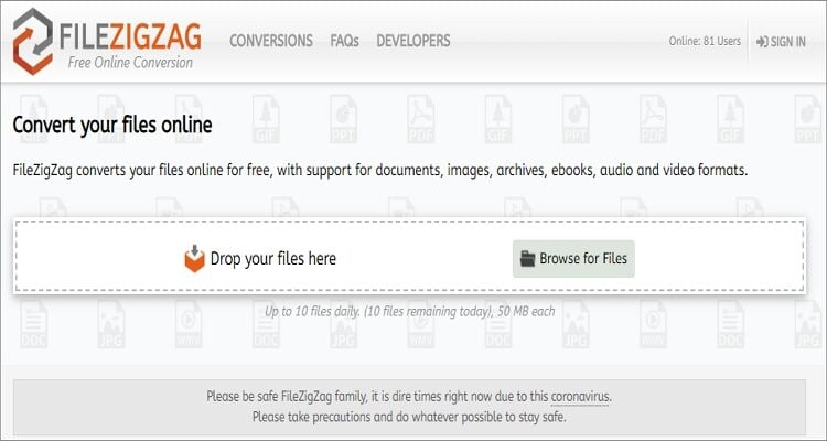 compress OGG  file online - FileZigZag