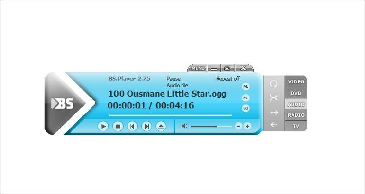 OGG Player - BSPlayer