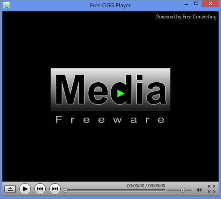 OGG Player - Free OGG Player