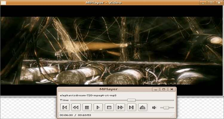 OGG Player - MPlayer