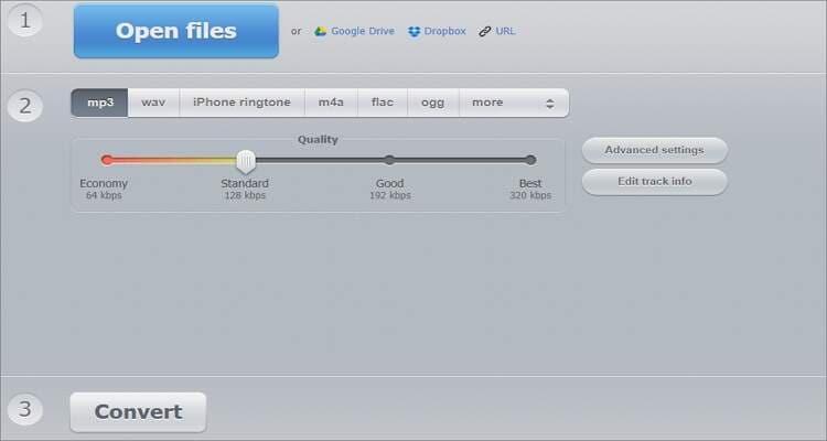 OGG Audio Online Converter - Online Audio Converter
