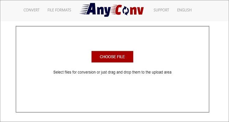 OGG Music Online Converter - AnyConv