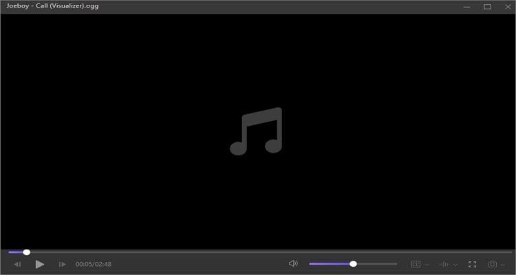play OGG files by Wondershare Audio Converter