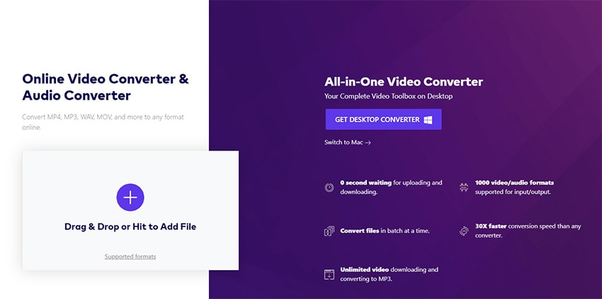 convert vro to avi online