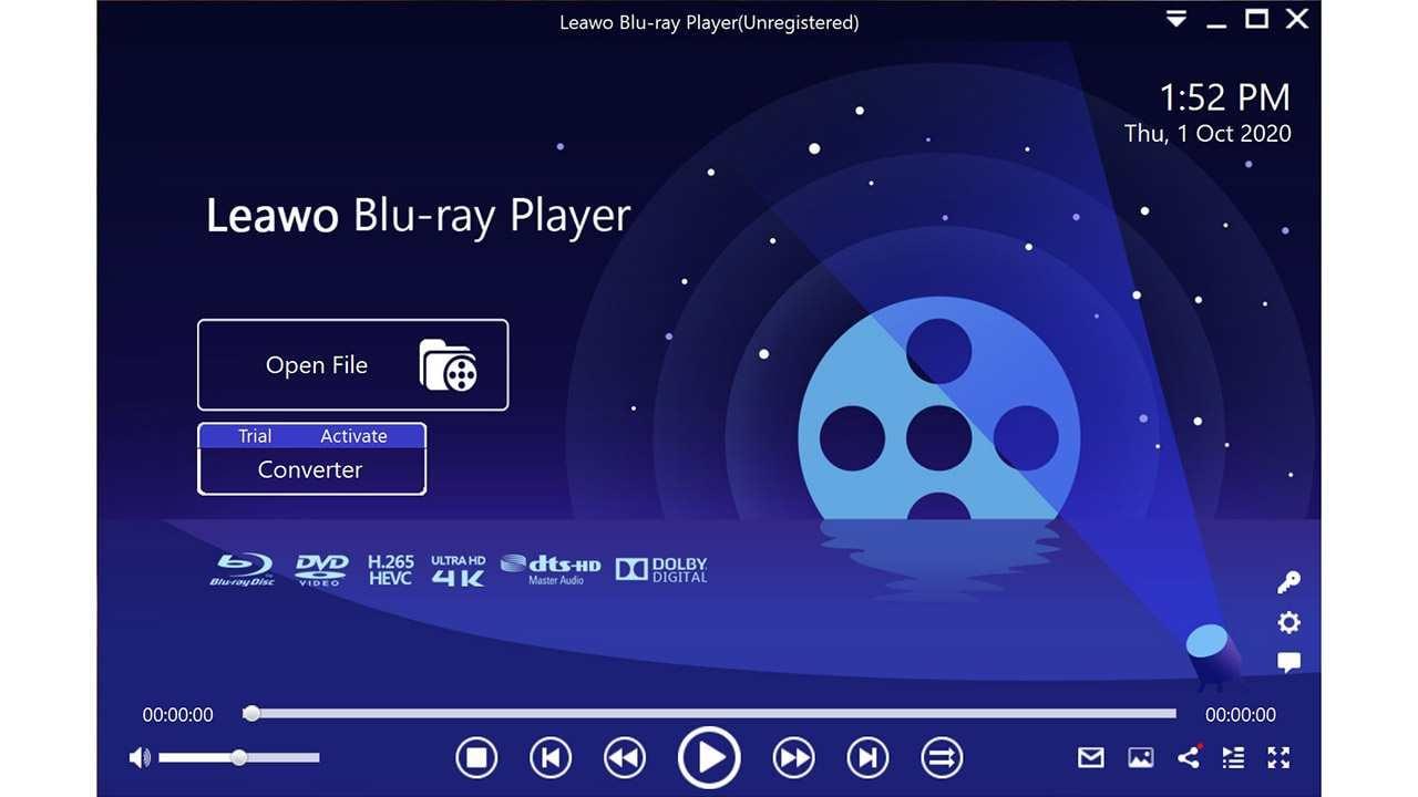 leawo bluray player