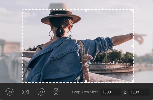 Recadrer une vidéo avec UniConverter