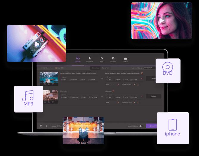 Free Video Converter For Mac By Wondershare Convert Files Free