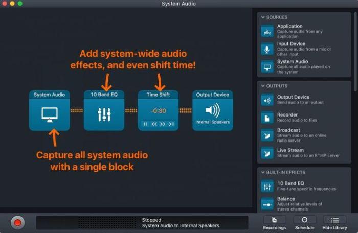 grabadora de audio profesional