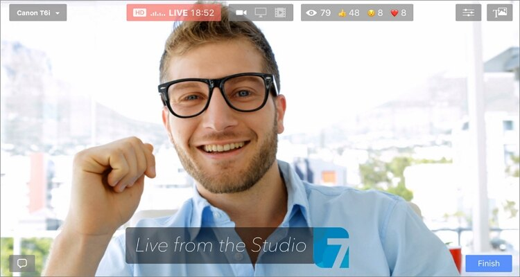 Screen and Video Recording Apps - Ecamm Live