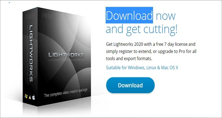 Picture-in-Picture Desktop Apps - Lightworks