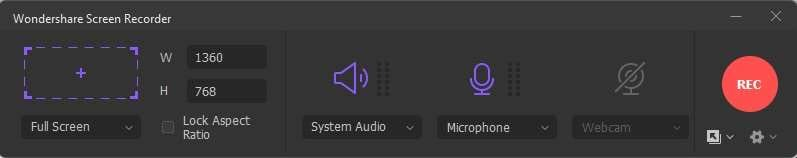 Manage Screen Recording Settings