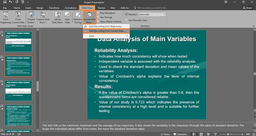 Can Microsoft Powerpoint Record PowerPoint with Audio