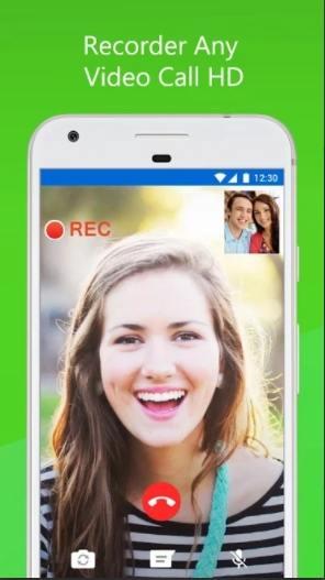 video call screen recorder for whatsapp fb