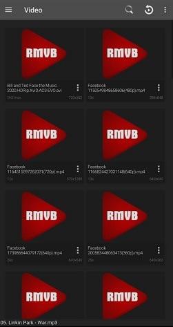 RMVB Player HD