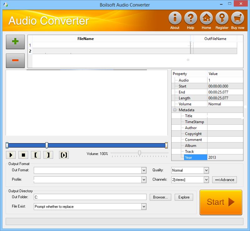 Boilsoft RMVB Converter