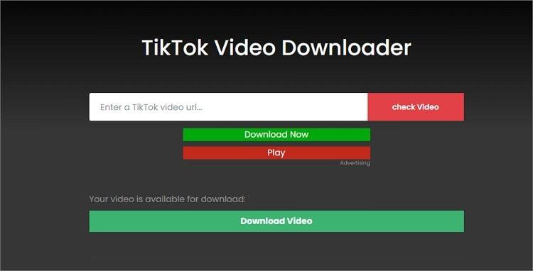 Free TikTok Converter Apps - TikTokDownloader