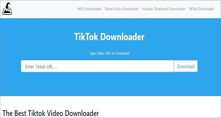 Free TikTok Converter Apps - TikTok Downloader