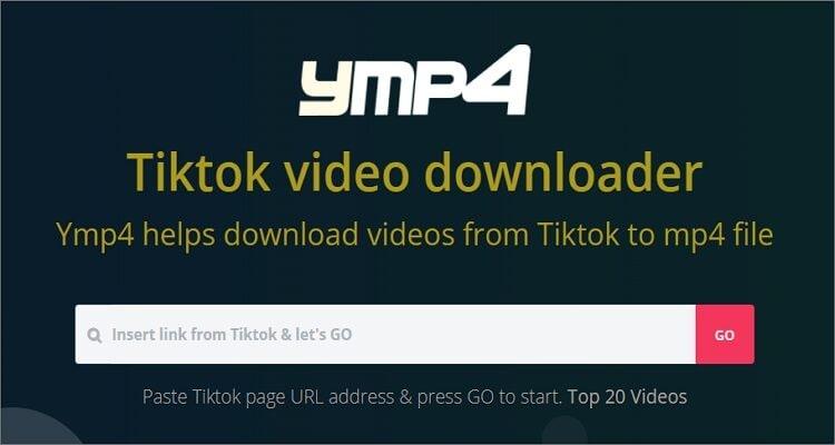 Free TikTok Converter Apps - Ymp4