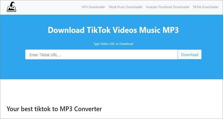 Free TikTok MP3 Converter Apps - Downloaderi.com