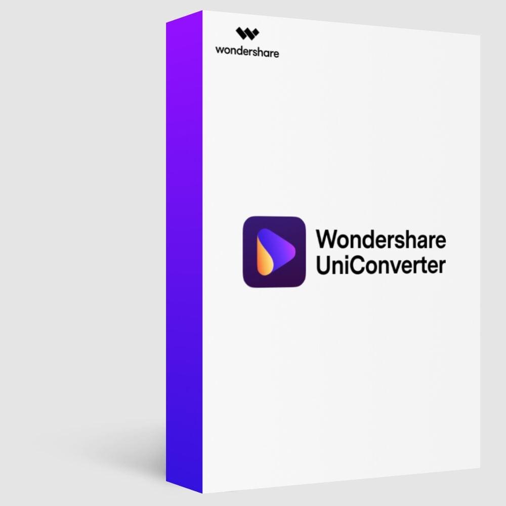 wondershare uniconverter 13