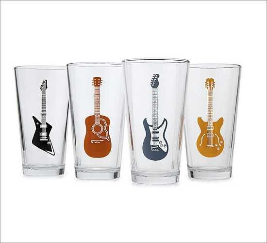 Guitar Glasses