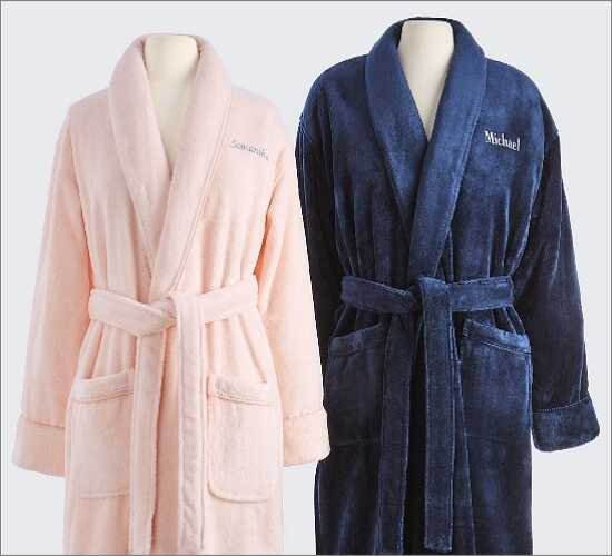 Five-Star Robe Set