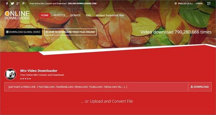 MTV Video Downloader