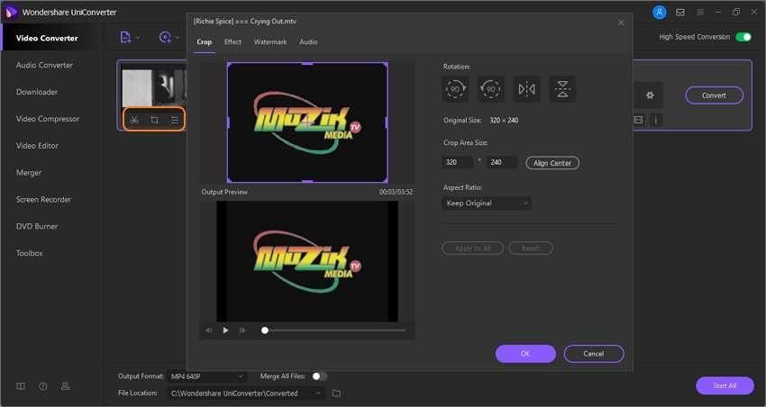 Edit the MTV video (Optional)