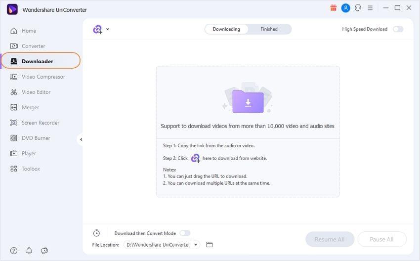 install vimeo converter