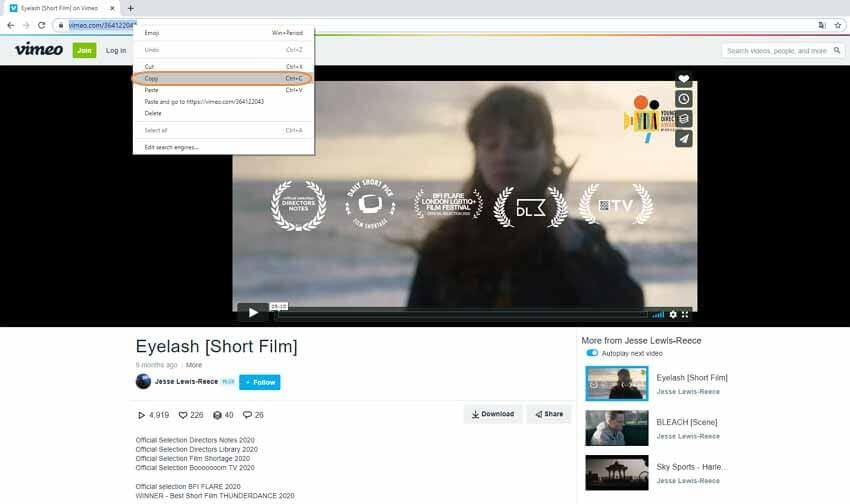 install vimeo to mp3 converter