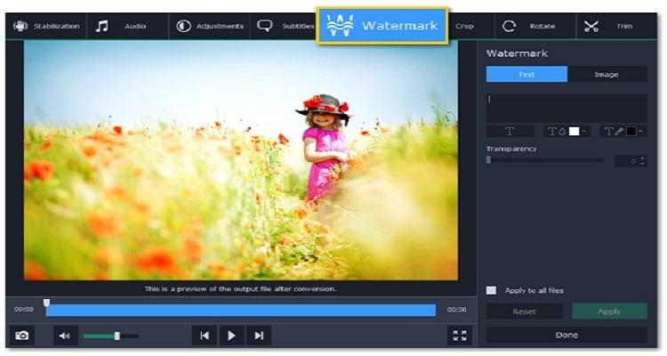 free editing software no watermark