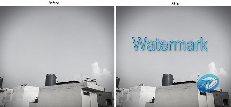 free watermark adder