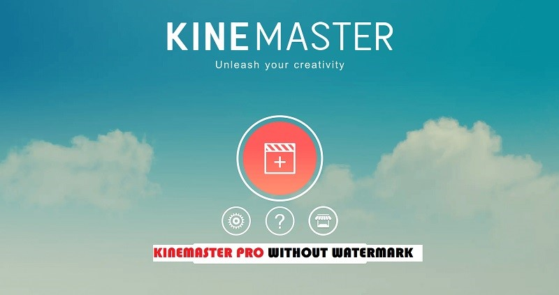 kinemaster watermark remove
