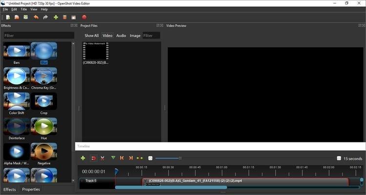 video editor no watermark