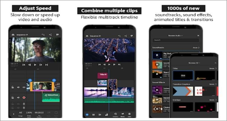video editor without watermark android