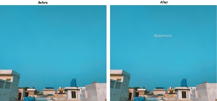 watermark adder