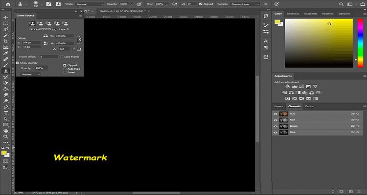 watermark remover app photoshop