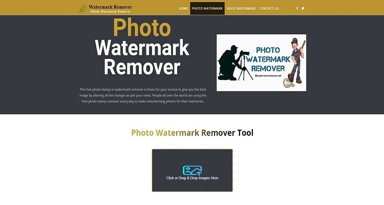 top watermark remover
